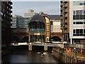 SE2933 : Leeds station, new southern entrance by Stephen Craven