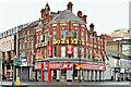 "J3373 : ""KFC"", Shaftesbury Square, Belfast (January 2016) by Albert Bridge"