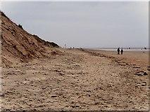 SD2707 : The Beach near Formby Point by David Dixon