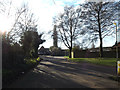 TL1512 : Welbeck Rise, Harpenden by Adrian Cable