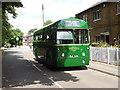 TL2708 : Preserved Green Bus in Essendon by David Hillas