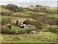 SN8329 : Aber-Henwenfawr Farm by Alan Hughes