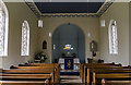 SK7251 : Interior, St Denis' church, Morton by Julian P Guffogg