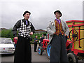 H4374 : Clowns, Omagh Show by Kenneth  Allen
