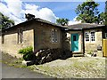 NZ1356 : Cottage at the top of Forge Lane, Hamsterley Mill by Robert Graham