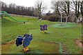 SS9076 : Ewenny Playground by Alan Hughes
