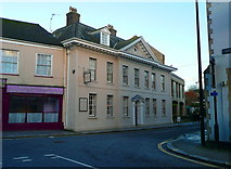 SW8244 : The Mansion House, Quay Street, Truro by Humphrey Bolton