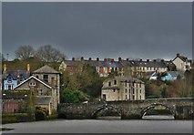 SN1745 : Cardigan Bridge by Deborah Tilley