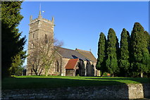 SE8821 : Church of St John the Baptist, Alkborough by Tim Heaton
