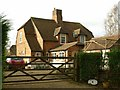 SK8613 : 4 & 6 Woodside, Ashwell by Alan Murray-Rust