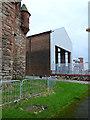 NS3274 : Ferguson's shipyard redevelopment by Thomas Nugent