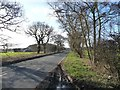SE5733 : Scalm Lane, heading south-west by Christine Johnstone