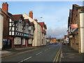SJ2969 : High Street, Connah's Quay by John S Turner