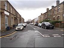 SE1316 : Bow Street - Springwood Avenue by Betty Longbottom