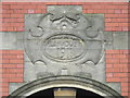 SJ2969 : 'Rehoboth 1911' plaque on The Salvation Army church by John S Turner