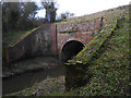 SU0681 : Dunnington Aqueduct, disused Wilts & Berks Canal by Vieve Forward