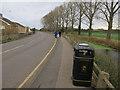 TL5787 : Station Road, Littleport by Hugh Venables