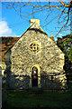 TM2552 : Transept of St Michael's Church, Boulge by Tiger