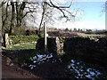 SK1460 : Access at Heathcote to the Tissington Trail by Ian Calderwood
