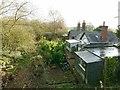 SK8519 : Edmondthorpe and Wymondham station by Alan Murray-Rust