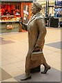 SJ3590 : Bessie Braddock Statue, Liverpool Lime Street Station by David Dixon