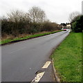 ST7076 : Feltham Road towards Abson Road, Pucklechurch by Jaggery