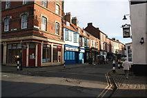 TA1767 : High Street, Old Town, Bridlington by JThomas