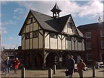SP7387 : The old grammar school by Tim Glover