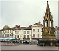 SK5361 : Market Street, Mansfield, Notts. by David Hallam-Jones
