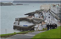 SX4753 : West Hoe Harbour by N Chadwick