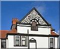 SH7881 : Bronwen House Gable End by Gerald England