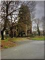 SD8001 : Agecroft Cemetery, Former Mortuary Chapel by David Dixon