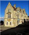 SP0201 : Old Police Station, Cirencester by Jaggery