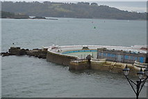 SX4753 : Tinside Pool by N Chadwick