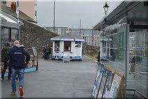SX4853 : Ticket Office (Mount Batten Ferry) by N Chadwick
