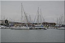 SX4853 : Plymouth Marina by N Chadwick