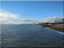 TQ3303 : Brighton Coastline by Paul Gillett