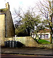 ST8893 : New Church Street electricity substation, Tetbury by Jaggery