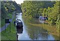 SJ5680 : The Bridgewater Canal at Preston Brook by Mat Fascione