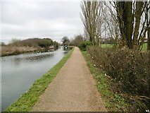 TQ1281 : Southall, Canal Way by Mike Faherty