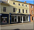 SP0201 : Vacant shop in Castle Street, Cirencester by Jaggery
