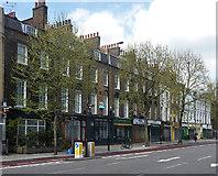 TQ3179 : 2-14 London Road by Stephen Richards