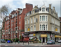 TQ3179 : Bridge Hotel, Borough Road by Stephen Richards