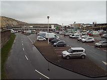 TQ3303 : Car parking at Brighton Marina Village by Malc McDonald