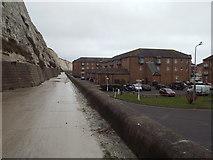 TQ3303 : Undercliff Walk at Brighton Marina Village by Malc McDonald