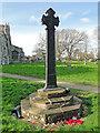 TF5017 : Walpole St Andrew War Memorial by Adrian S Pye