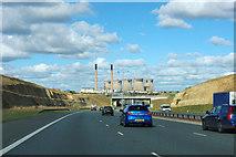 SE4722 : A1(M) northbound by Robin Webster