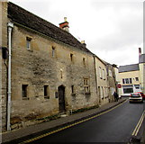 SP0202 : The oldest secular building in Cirencester by Jaggery
