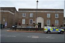 TQ5839 : Tunbridge Wells Police Station by N Chadwick