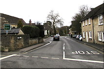 SP0202 : Spitalgate Lane, Cirencester by Jaggery